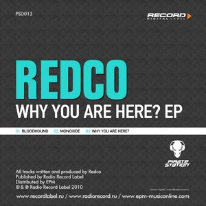 Redco альбом Why you are Here EP