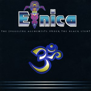 Etnica альбом The Juggeling Alchemists Under The Black Light