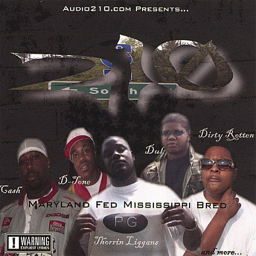 210 album Maryland Fed Mississippi Bred