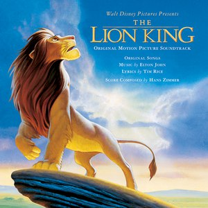 Elton John альбом The Lion King