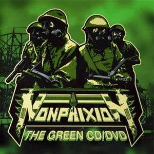 Non Phixion альбом The Green CD/DVD
