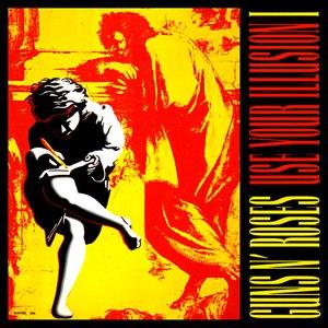 Альбом Guns N' Roses Use Your Illusion I