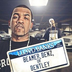 Lloyd Banks альбом Beamer, Benz Or Bentley