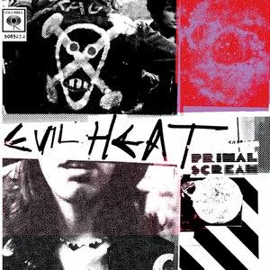 Primal Scream альбом Evil Heat