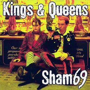 Sham 69 альбом Kings & Queens