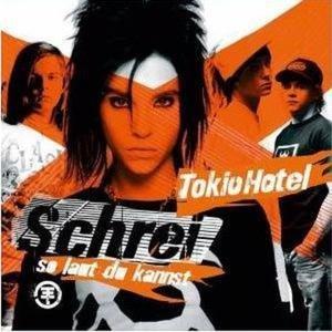 Tokio Hotel альбом Schrei: So Laut Du Kannst