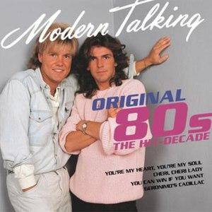 Modern Talking альбом Original 80's