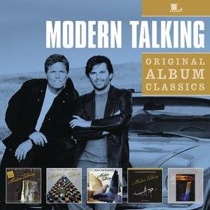 Modern Talking альбом Original Album Classics
