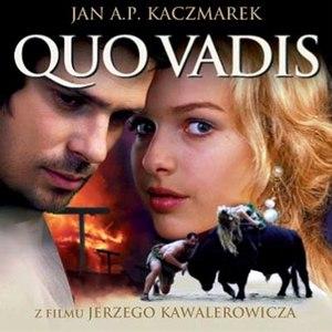 Jan A.P. Kaczmarek альбом Quo Vadis