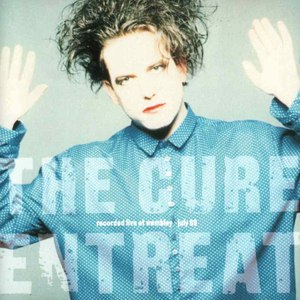 The Cure альбом Entreat