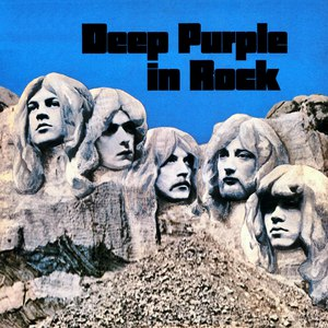 Deep Purple альбом Deep Purple In Rock