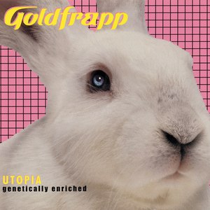 Goldfrapp альбом Utopia (Genetically Enriched)
