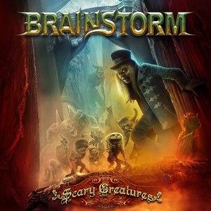Brainstorm альбом Scary Creatures