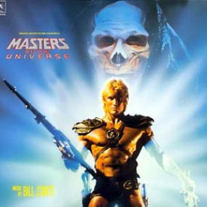 Bill Conti альбом Masters of the Universe