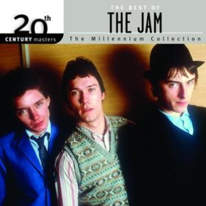 The Jam альбом The Best Of The Jam 20th Century Masters The Millennium Collection