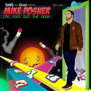 Mike Posner альбом One Foot Out the Door