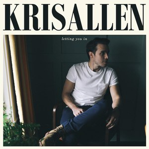 Kris Allen альбом Letting You In