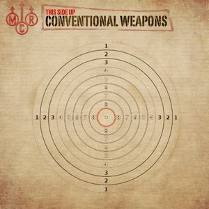 My Chemical Romance альбом Conventional Weapons