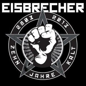 Eisbrecher альбом Zehn Jahre Kalt