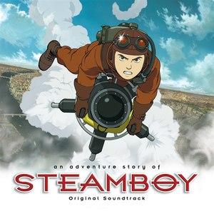 Steve Jablonsky альбом Steamboy Original Soundtrack
