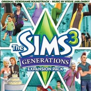 Steve Jablonsky альбом The Sims 3: Generations