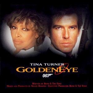 Tina Turner альбом Goldeneye