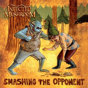 Infected Mushroom альбом Smashing the Opponent EP