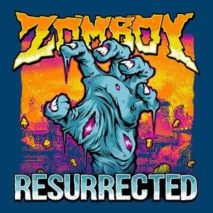 Zomboy альбом Resurrected