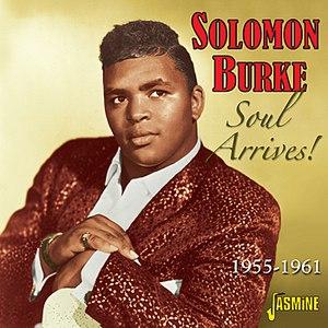 Solomon Burke альбом Soul Arrives! 1955 - 1961