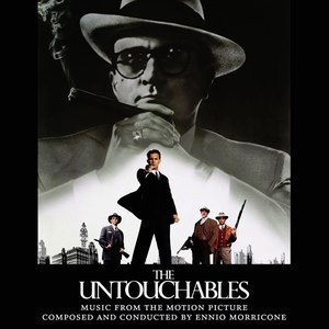 Ennio Morricone альбом The Untouchables