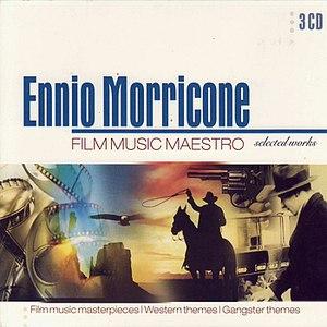 Ennio Morricone альбом Film Music Maestro