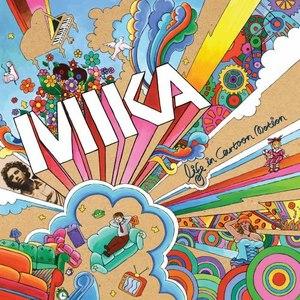 Mika альбом Life In Cartoon Motion (Internation Non EU)