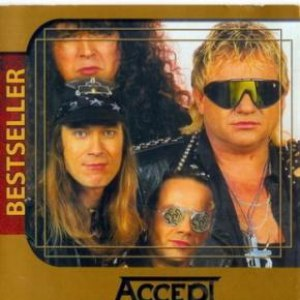 Accept альбом Bestseller