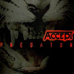 Accept альбом Predator