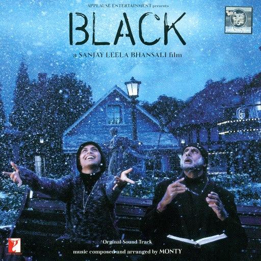 Monty альбом Black