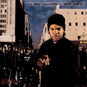 Ice Cube альбом AmeriKKKa's Most Wanted (Explicit)