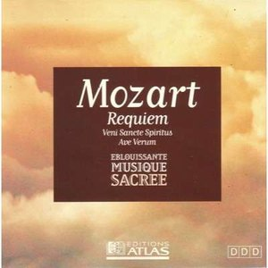 Wolfgang Amadeus Mozart альбом Requiem - Veni Sancte Spiritus - Ave Verum