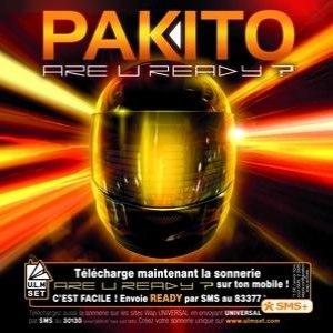 Pakito альбом Are U Ready?
