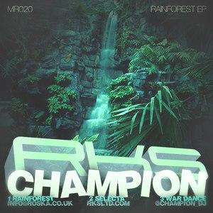 DJ Champion альбом Rainforest EP
