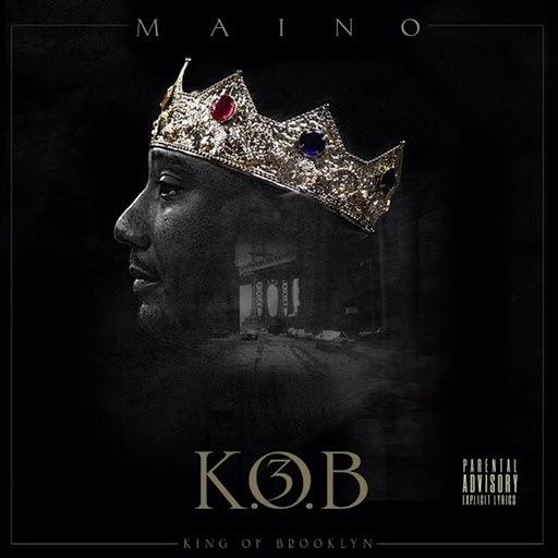 Maino альбом Kob3