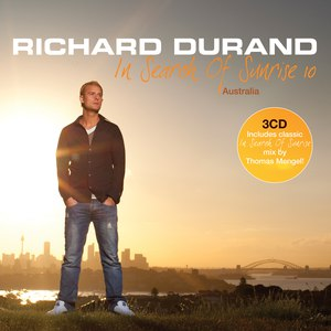 Richard Durand альбом In Search of Sunrise 10 - Australia