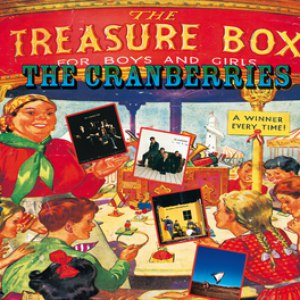 The Cranberries альбом Treasure Box : The Complete Sessions 1991-99