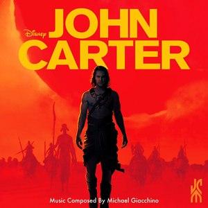 Michael Giacchino альбом John Carter
