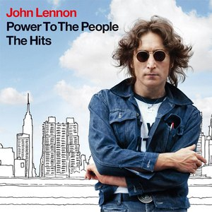 John Lennon альбом Power To The People - The Hits