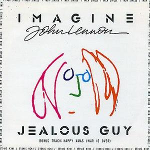 John Lennon альбом Imagine / Jealous Guy