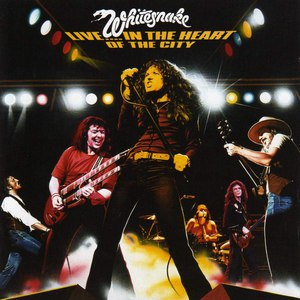 Whitesnake альбом Live... in the Heart of the City