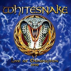 Whitesnake альбом Live At Donington 1990