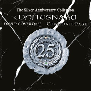 Whitesnake альбом The Silver Anniversary Collection
