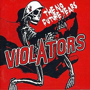 Violators альбом The No Future Years