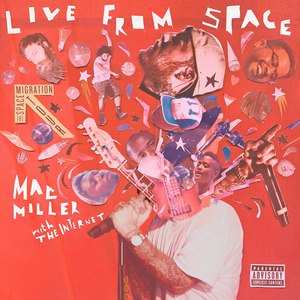 Mac Miller альбом Live From Space